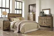 Trinell 4 Pc.Queen Bedroom Collection