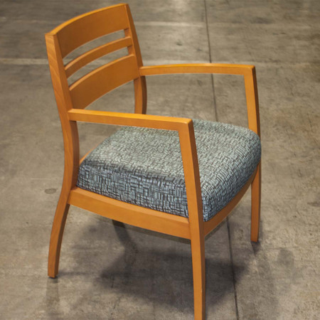 National Maple Guest Chair
