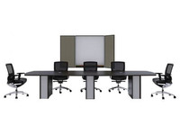 Cherryman 12' Conference Table
