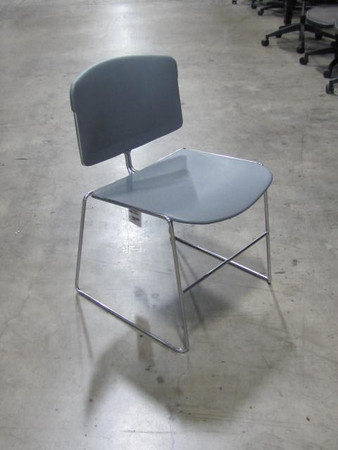 Steelcase Breakroom Stack Chair Used New And Used Office Furniture