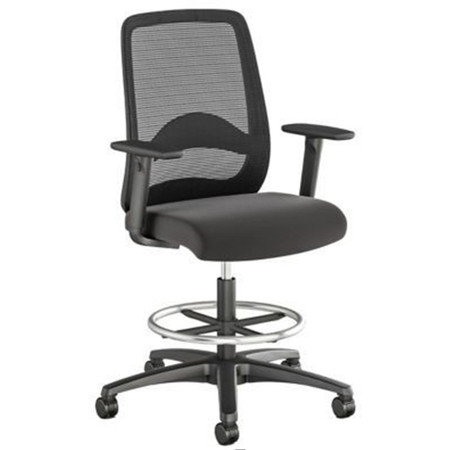 AIS Bolton Series Task Stool From the executive office to the front office, Bolton provides comfort and elegance with its thoughtful design and upholstery options. Offered in high-back, mid-back and stool versions, Bolton is highly versatile allowing users to choose the right configuration for their size, shape and tasks at hand. Adjustable seat height, optional adjustable lumbar support, arm adjustability, tilt tension adjustment and back lock allow the user to fine-tune Bolton to their personal preference. A head rest option is available for the high back version