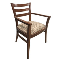 JSI Accent Series Side / Guest Chair with Beech Fabric in Cherry