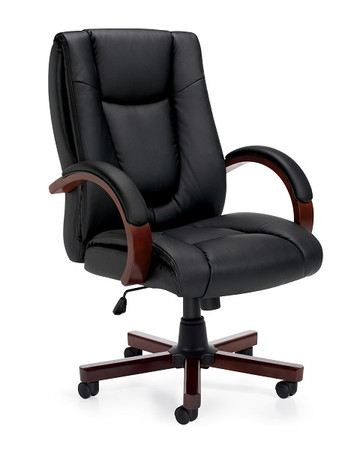 Global Luxhide Executive Office Chair