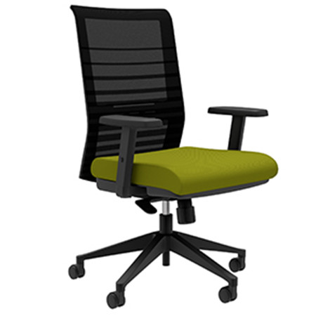 Compel Lucky™ Series Mesh Back Office Chair
