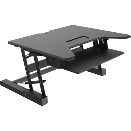 Express Adjustable Sit Stand Rising Desk