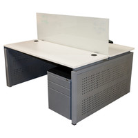 Cleardesign Blade Series Two Pack Workstation
