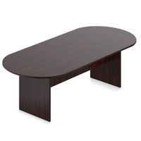 Offices to Go Mahogany 8' Conference Table