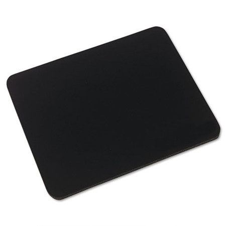 Black Natural Rubber Mouse Pad