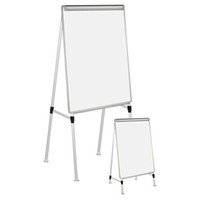 "29"" x 41"" Adjustable White Board Easel"