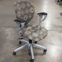 Global Azeo Series Custom Fabric Task Chair