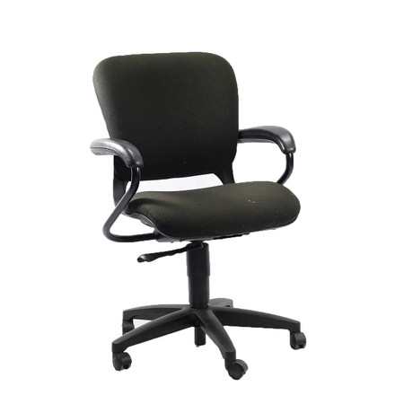 Hon Dark Green Muscatine Task Chair
