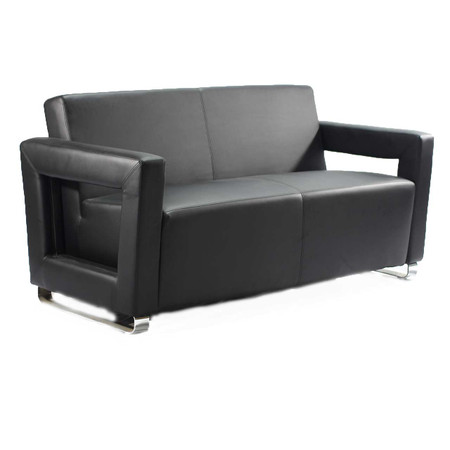 OFM Distinct Series Sofa Black
