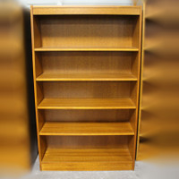 Global 5'Oak Bookcase
