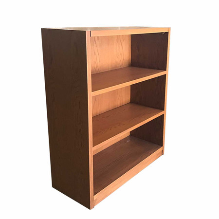 Knoll 3' Cherry Bookcase