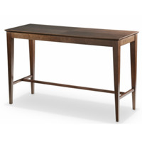 Sterling Tree Vala Series Mahogany Veneer Sofa Table