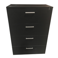 Friant 4 - Drawer Free Standing Lateral File