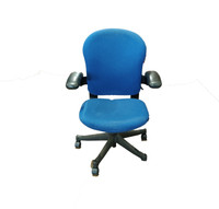 Herman Miller Reaction Blue Task chair