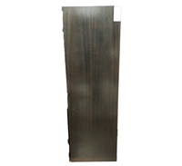"78 "" Geiger Storage tower  Dark Walnut Veneer"