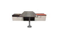 JSI vision series double sided work station