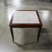 HBF Side Table w/ marble top