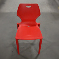 Eurotech Kradl Stack Chair - Red