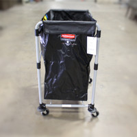 Rubbermaid Rolling Collapsable Cart