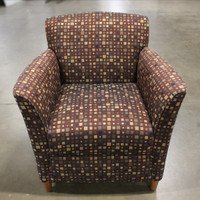 Bernhardt Copper Lounge Chairs