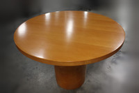 "42"" Round Table, Maple"