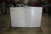 4' x 6' Metal Trim Quartet White Board