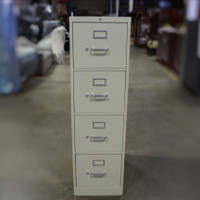 Hon Putty 4-Drawer Lateral File