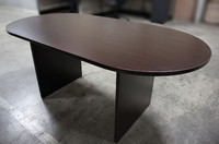 """Eurotech Espresso CT71 71"""" Race Track Table"""