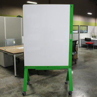 """Deskmakers Scale 1:1 - """"Marc"""" Mobile Markerboard"""