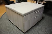 AIS CaseGoods Series Dual-Sided Lateral file