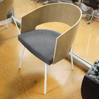 Source International Botte Chair with Walnut Shell