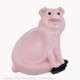 Medium size pink pig spoon rest country farm look made in the USA
