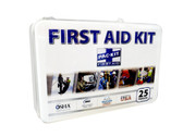 First Aid Kit - 25 Person  ## FAB25 ##