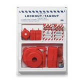 NORTH® Lockout / Tagout Stations  ## LSE101F ##