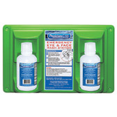 16 oz Twin Bottles Eye Flush Stations ##24-102 ##