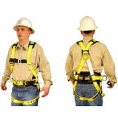 FCP® 800 Series Construction Harnesses  ## 850AB ##
