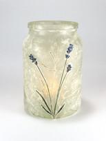 SOLD - Lavender Lantern