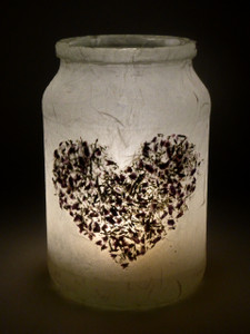Heather Flower Lantern