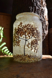 Elder Blossom Lantern