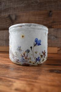 Sold - Spring Flower Lantern