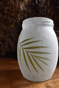 Little Palm Leaf Lantern