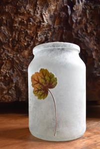 Heuchera Leaf Lantern