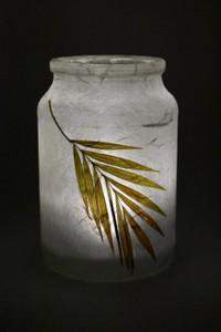 Neanthe Bella Palm Leaf Lantern