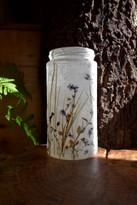 SOLD - Wild Meadow Lantern