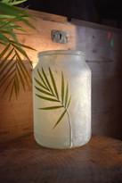 Palm Leaf Lantern