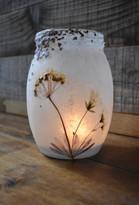 SOLD - Wild Allium Lantern