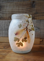 SOLD - Beeblossom Lantern